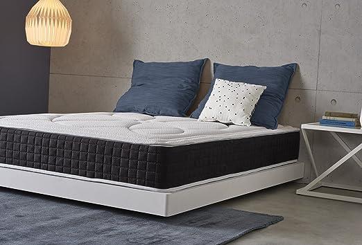 Living Sofa SIMPUR Relax   COLCHÓN VISCO Evolution Confort ANTICALOR   80X180   20CM Grosor Aprox   Tejido HIPOALERGÉNICO Tratamiento Natural ERGONOMÍA ...
