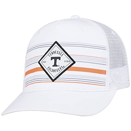 new product ffc35 0f7e1 Image Unavailable. Image not available for. Color  Top of the World  Tennessee Volunteers Official NCAA Adjustable 36th Ave Hat Cap Curved Bill  Mesh