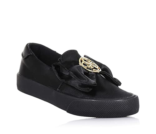 GUESS Mocasines Para Niña Negro Size: 32 EU: Amazon.es: Zapatos y complementos