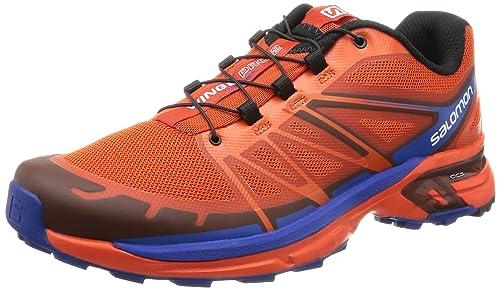 9dde424e Salomon Wings Pro 2 Trail Running Shoes - AW16: Amazon.co.uk: Shoes ...