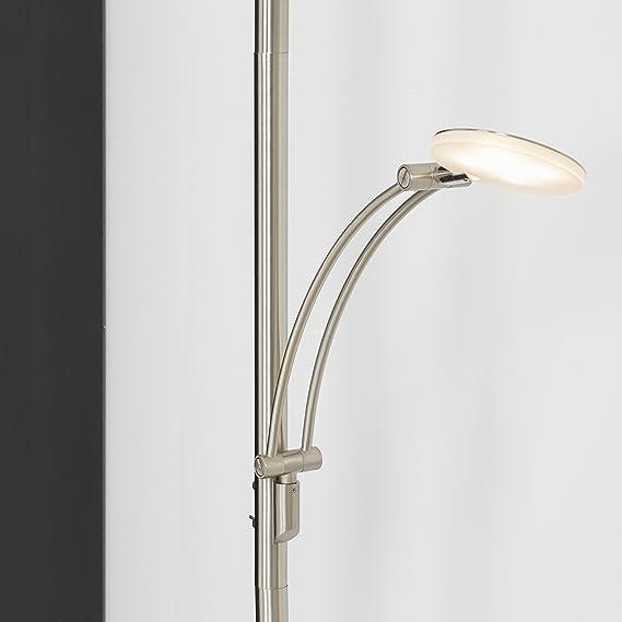 Briloner Leuchten Led Stehlampe Dimmbar Wohnzimmerlampe Integrierte