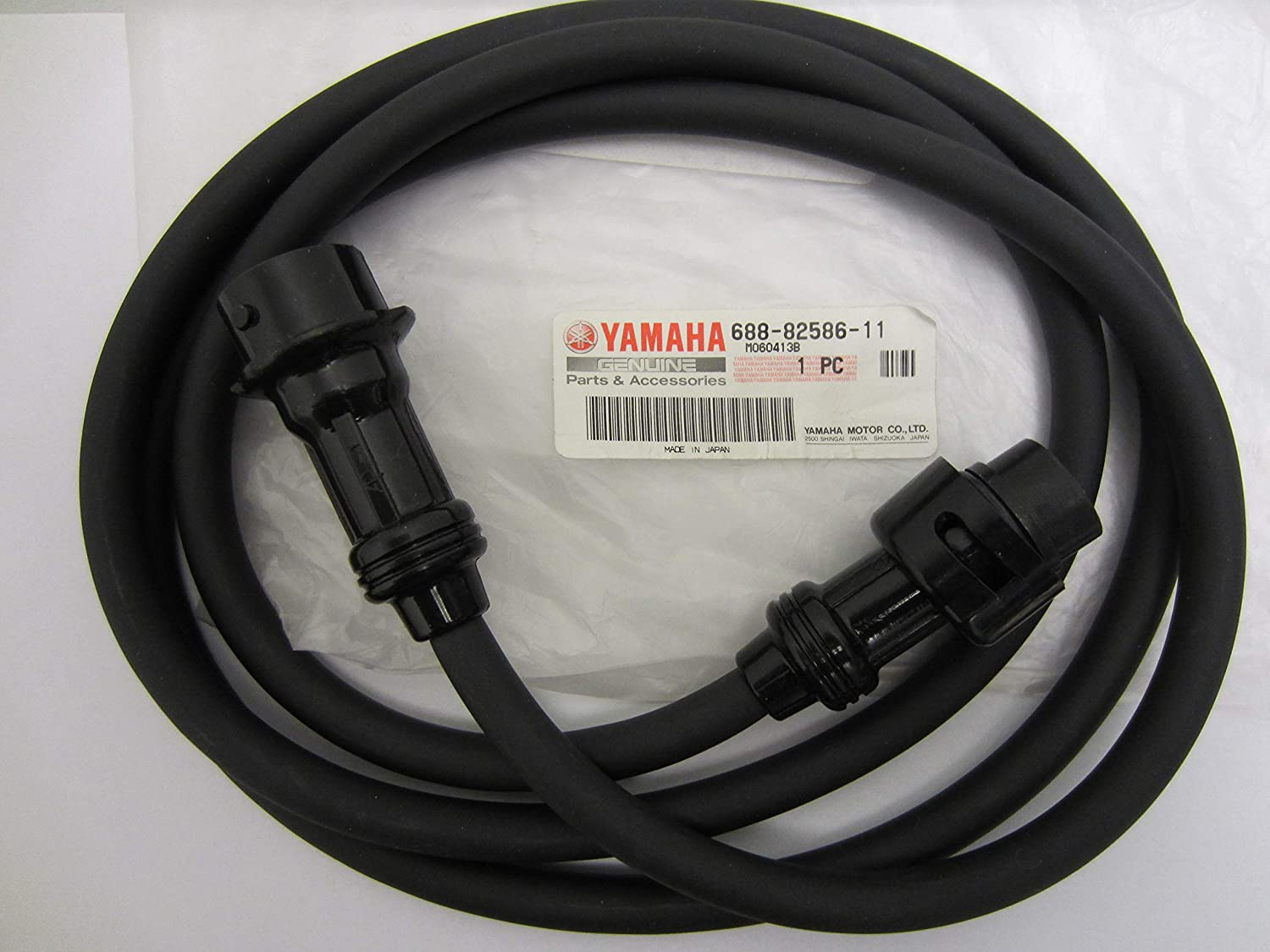 Amazon.com: OEM Yamaha Outboard 7-Pin 6.6' Main Wiring Harness ... on omc remote control, omc fuel tank, omc cobra outdrive, omc cobra parts diagram, omc oil cooler, omc gauges, omc inboard outboard wiring diagrams, omc neutral safety switch, omc voltage regulator, omc control box,