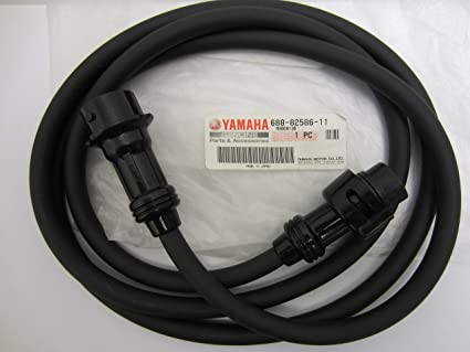 Amazon.com: OEM Yamaha Outboard 7-Pin 6.6' Main Wiring Harness ...