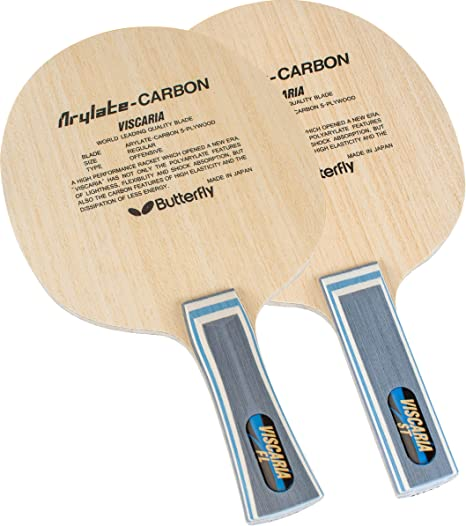 Butterfly Viscaria Table Tennis Blade - Best Pick