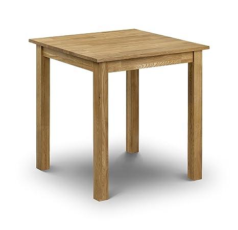 Julian Bowen Coxmoor - Tavolo da pranzo quadrato, in legno di ...