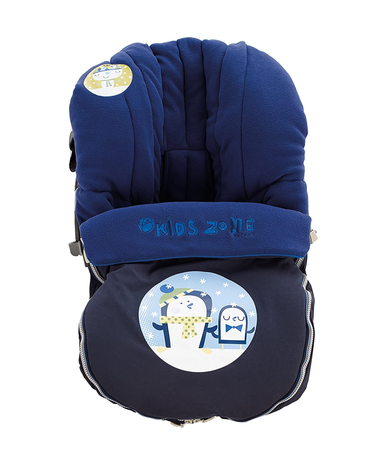 Jane Moom G0 Footmuff (Atlantic) 80474-S11