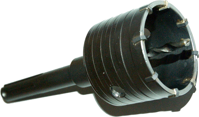 SJWJ SDS MAX Schlagebohrkrone 160 mm M22 komplette Bohrkrone f/ür SDS MAX Bohrhammer