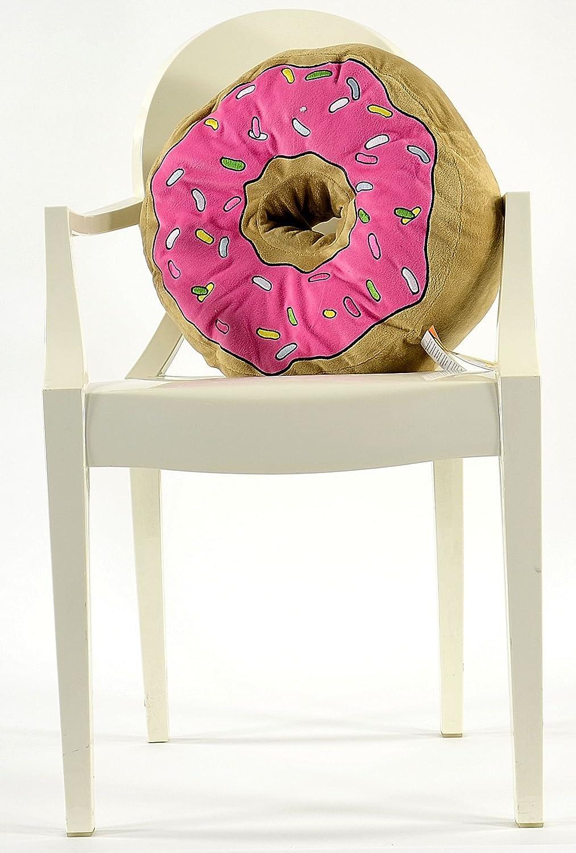 Amazon.com: United Labels – Simpsons almohada Donut: Home ...