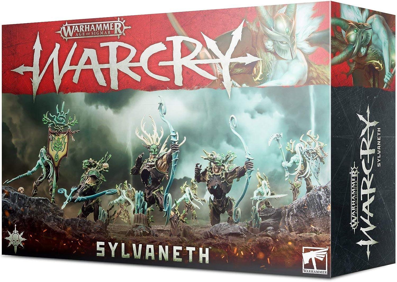 Games Workshop Warhammer AoS - Warcry : Sylvaneth