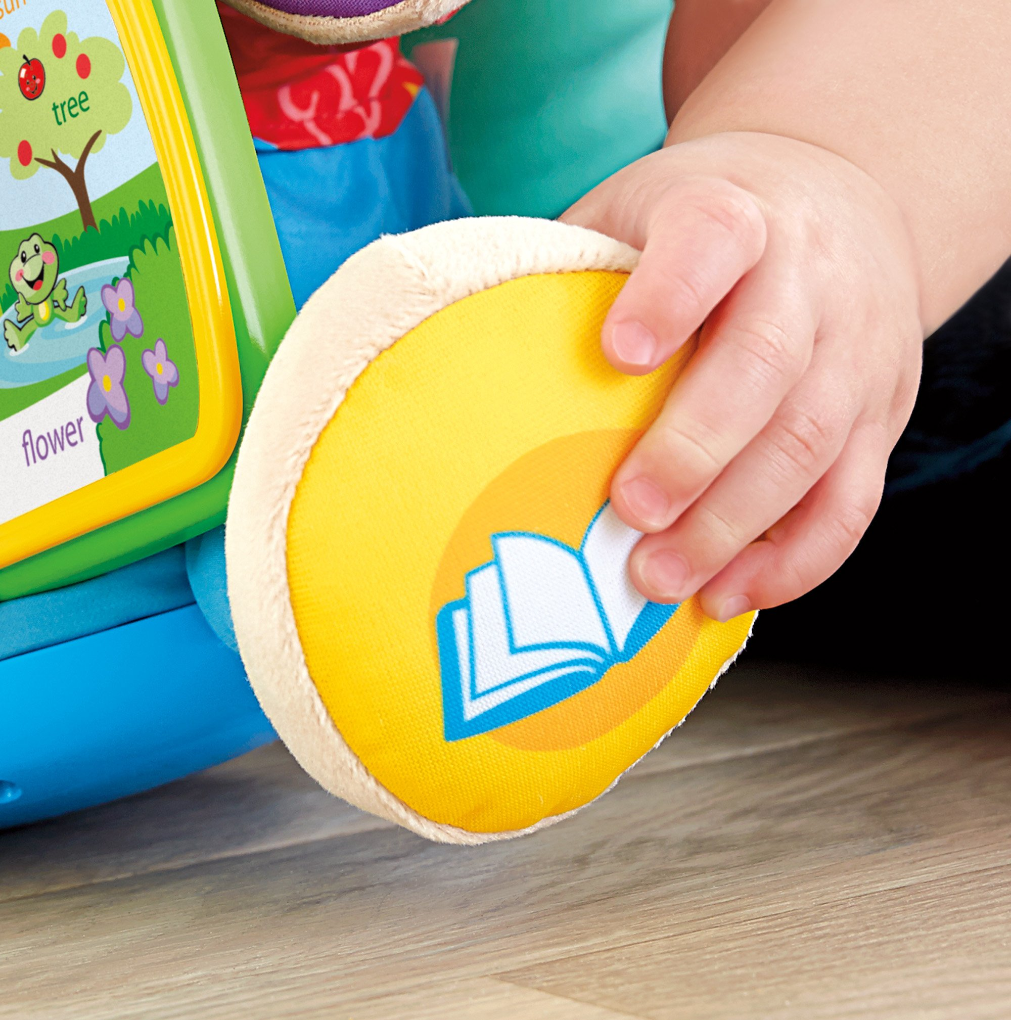 Fisher-Price Laugh & Learn Singin' Storytime Puppy by Fisher-Price (Image #4)