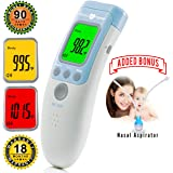 No Touch Temporal Thermometer | termometro Digital Baby | for Fever- The Best Forehead Digital