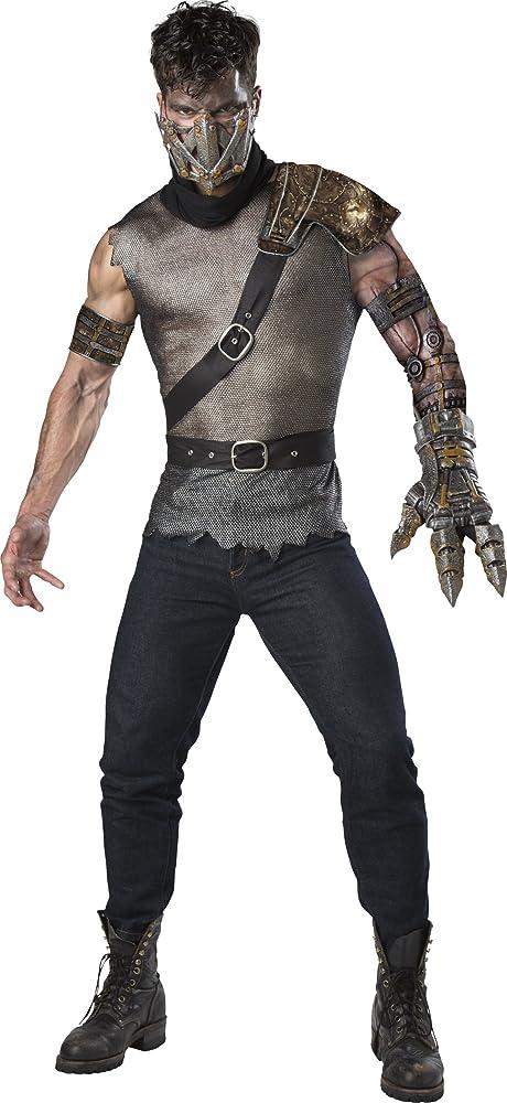 Adult Desert Warrior Mens Costume