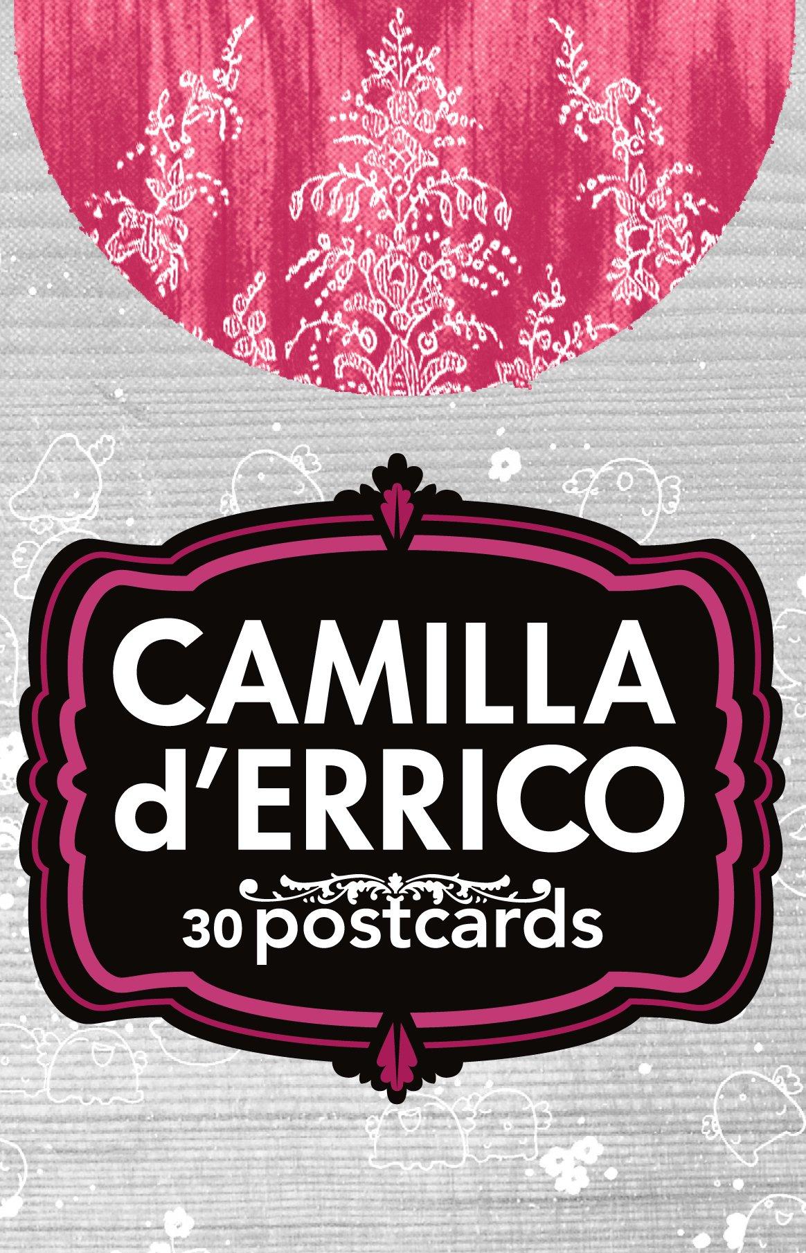 Camilla d'Errico, Postcard Set