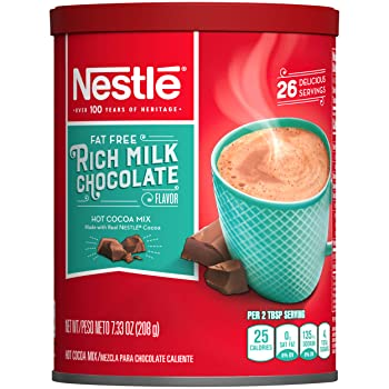 NESTLE Rich Milk Chocolate Hot Cocoa Mix