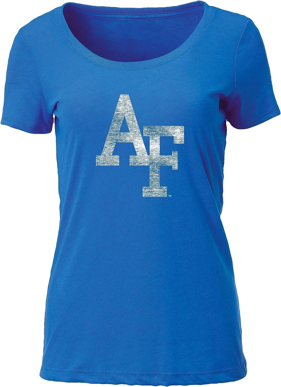 Ouray Sportswear Adult-Women Tri Blend Scoop-Neck Tee