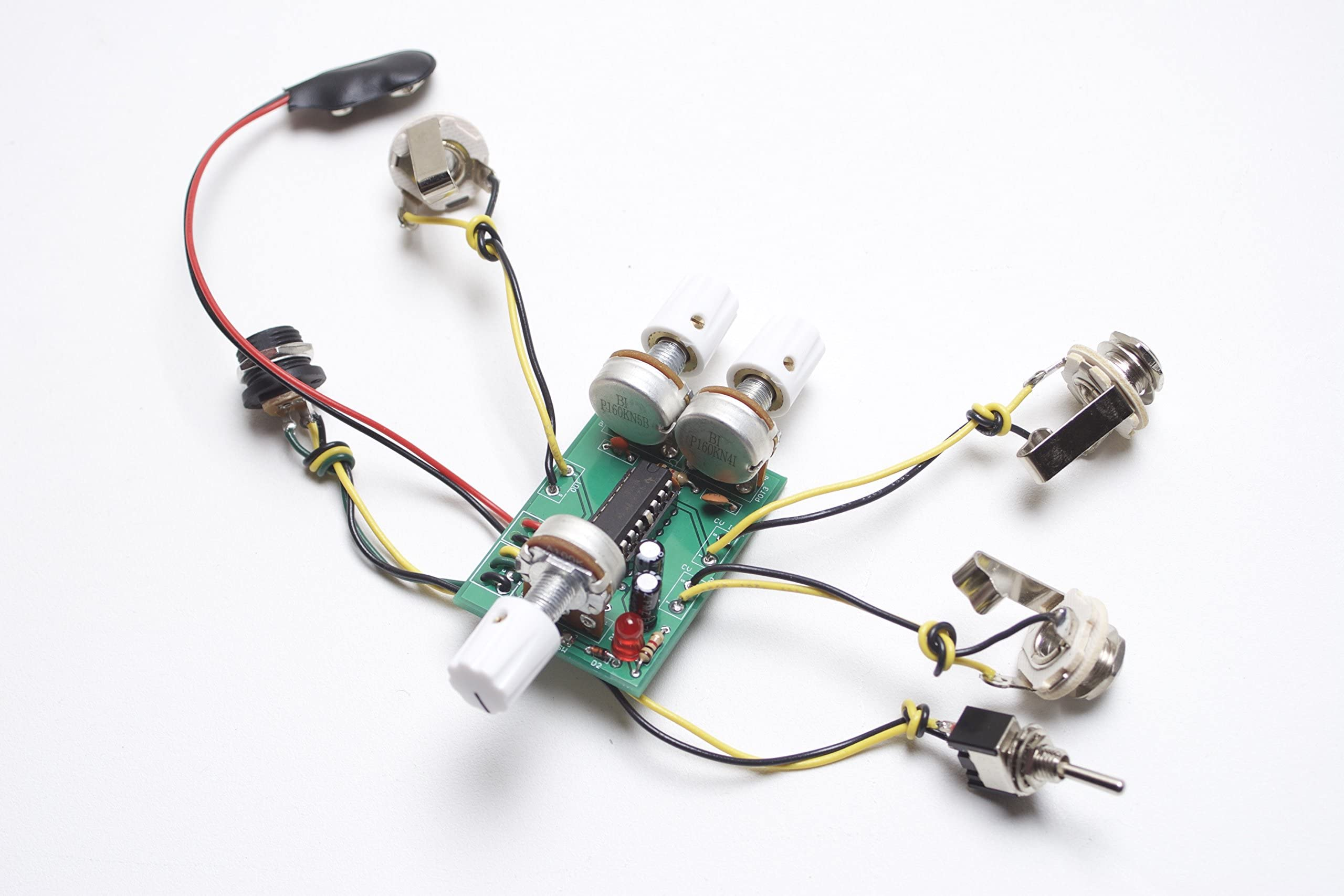 Synthrotek Atari Punk Console Kit Video Games This Was The Original Optical Theremin Circuit Image Unavailable