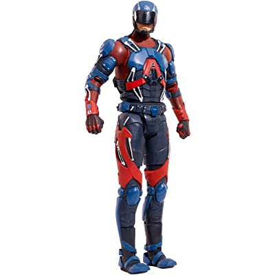 "DC Comics Multiverse Legends of Tomorrow The Atom Action Figure, 6"": Toys & Games"