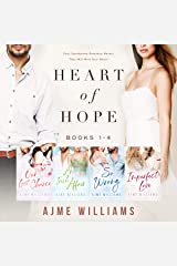 Heart of Hope: Books 1 - 4 Kindle Edition