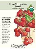 Sugar Sweetie Cherry Tomato - 30 Seeds - Organic