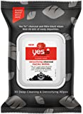 Yes To Tomatoes Clear Skin Detoxifying Charcoal Facial Wipes (30 Count)