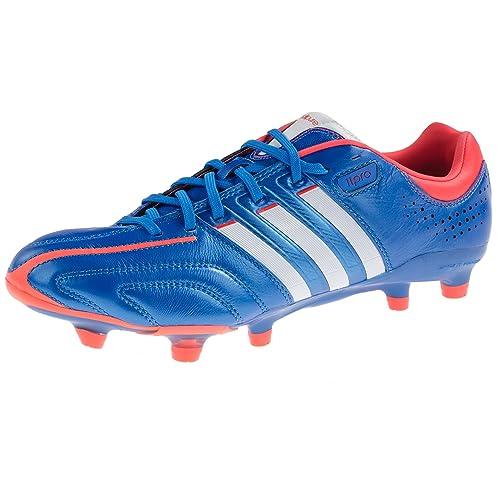 wholesale dealer 85a89 8ed99 adidas Adipure 11pro TRX FG miCoach Zapatos de Fútbol Hombre, Hombre,  L44718, Azul, 10  Amazon.es  Zapatos y complementos