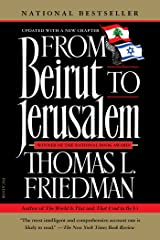 From Beirut to Jerusalem Kindle Edition