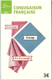 Conjugaison française (Librio Mémo)