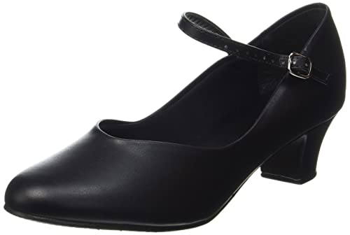 So Danca CH52 Negro Character Shoe 6 UK 9 US CnXAfgq