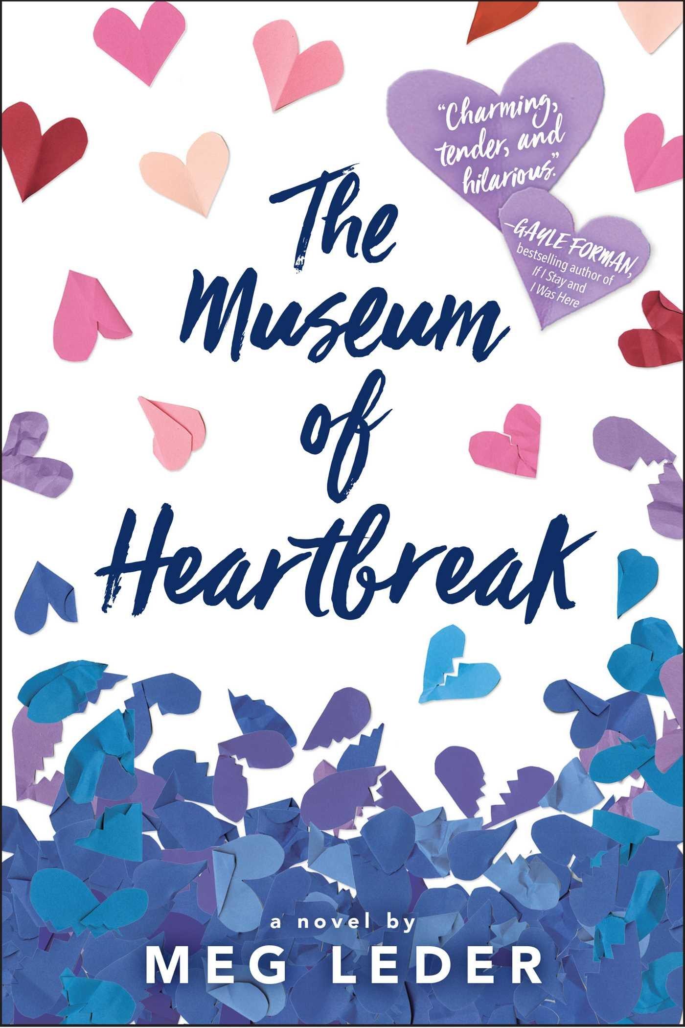The Museum of Heartbreak pdf epub