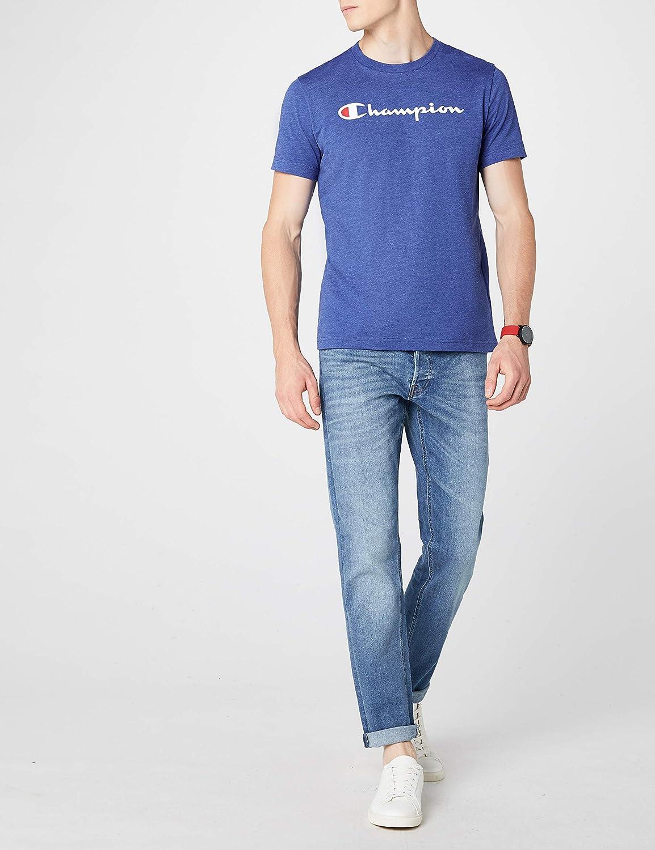 Champion Classic Logo T-Shirt Homme
