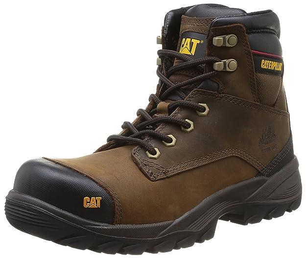 Proteq Spiro S3 Cat WSCH HG Bruin 40 - Zapatos de protección para Hombre: Amazon.es: Zapatos y complementos