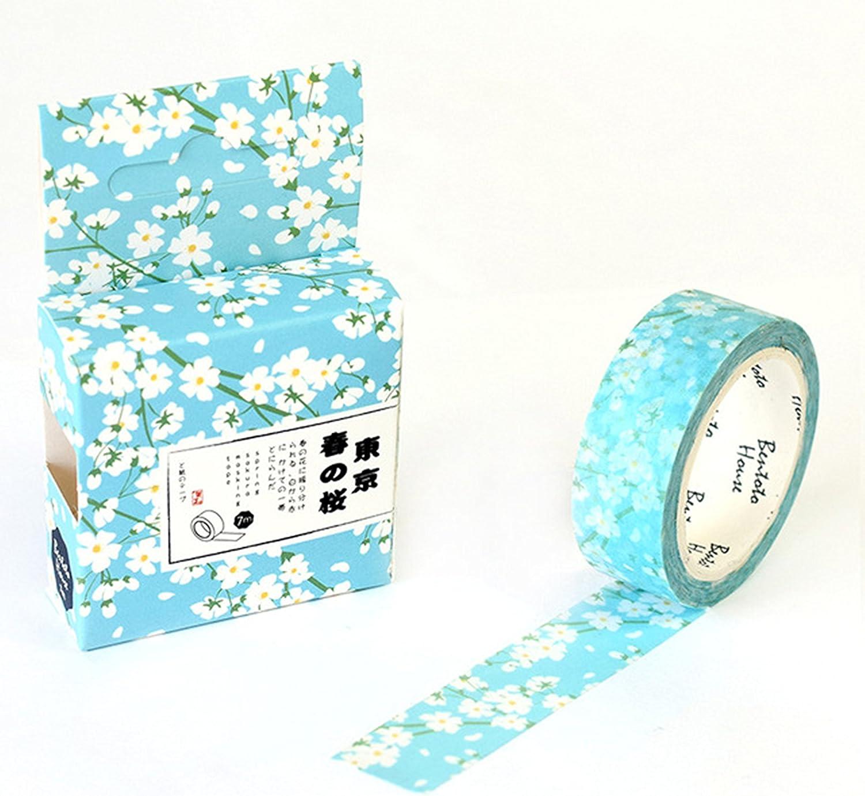 Daisy Washi Tape Floral Washi Tape