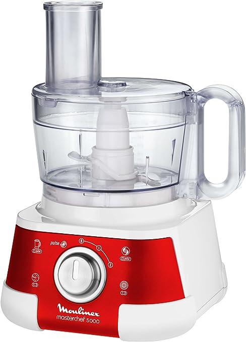 Moulinex Masterchef 5000 - Robot de cocina, 22 funciones: Amazon.es: Hogar