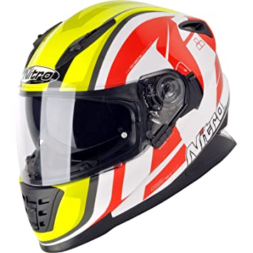 Nitro 187221XXL18 Casco Integral NRS-01 Pursuit DVS Brillo ...