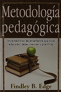 Amazon consejera cristiana efectiva spanish edition metodologia pedagogica spanish edition fandeluxe Images
