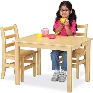 "product image for Jonti-Craft 56620JC Multi-Purpose Rectangle Table, 20"" High, Maple"