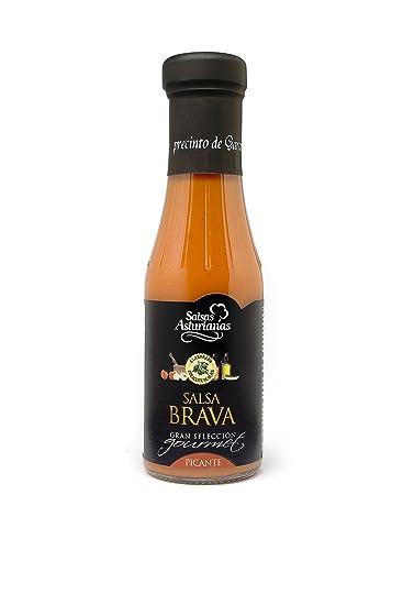 Salsas Asturianas Salsa Brava - 310 gr