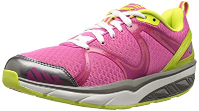 589b9e9b04fd MBT Women s AFIYA 5 Walking Shoe Fuchsia Pink 36 EU 5-5.5 M