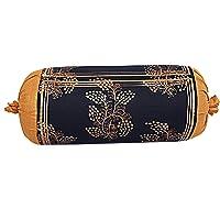 Jai Siya Ram Printers Traditional Rajasthani Printed Cotton Bolster Covers