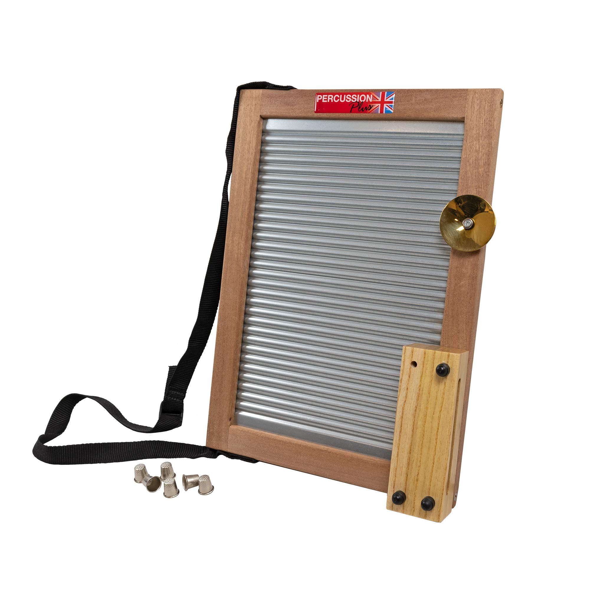 Percussion Plus PP1081 Washboard by Percussion Plus