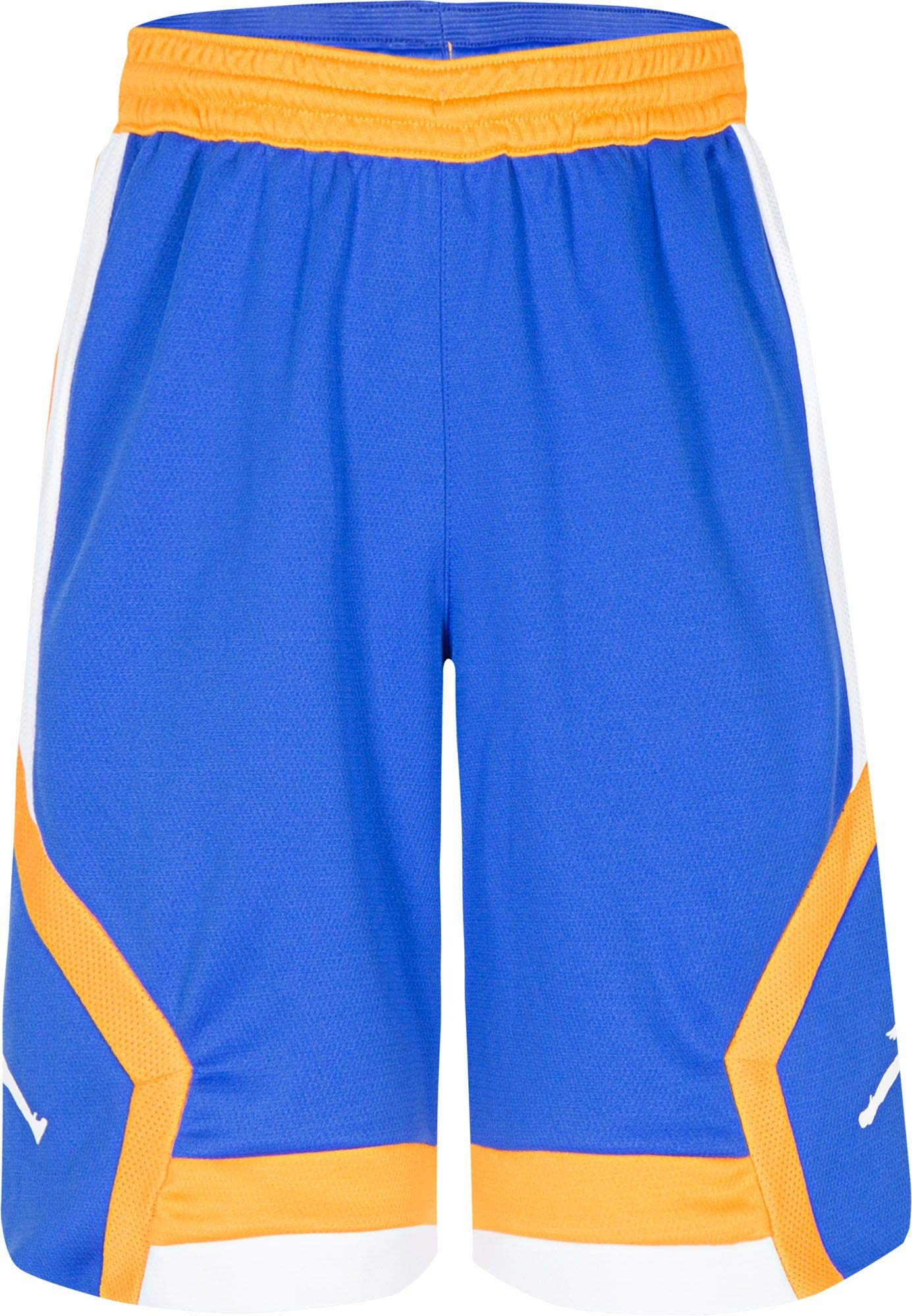 Jordan Boys' Dry Rise Shorts (S, Royal)