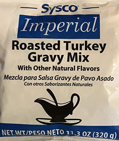 Roasted Turkey Gravy Mix, with Other Natural Flavors