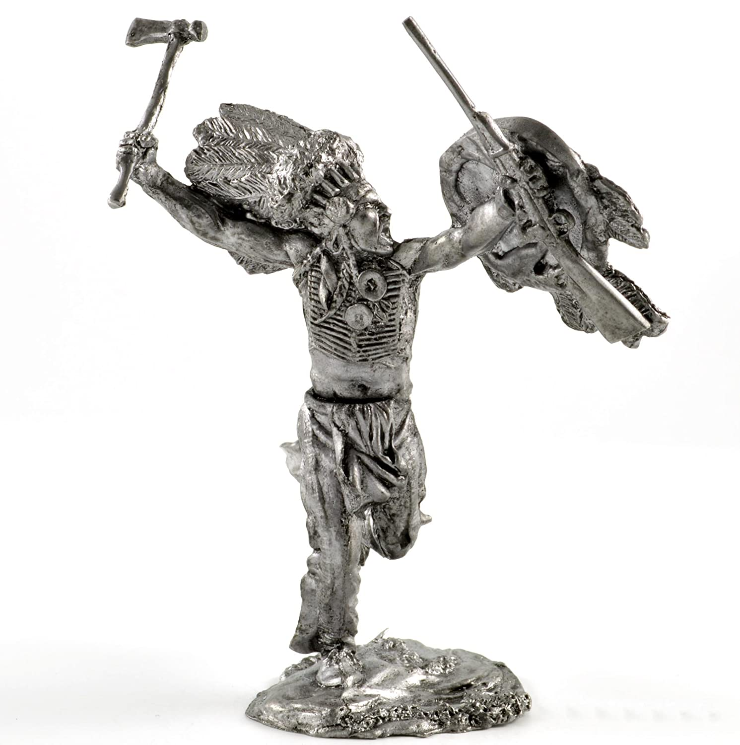 Tin toy soldiers Gifts /& Souvenirs #1106 Wild West Collection 54mm Metal sculpture miniature figurine scale 1//32 Sheriff
