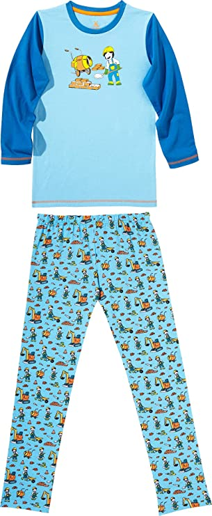 Mauz Nachtwäsche Schlafanzug Zweiteiler Pyjama Kinder Jersey Gr.152,164,176