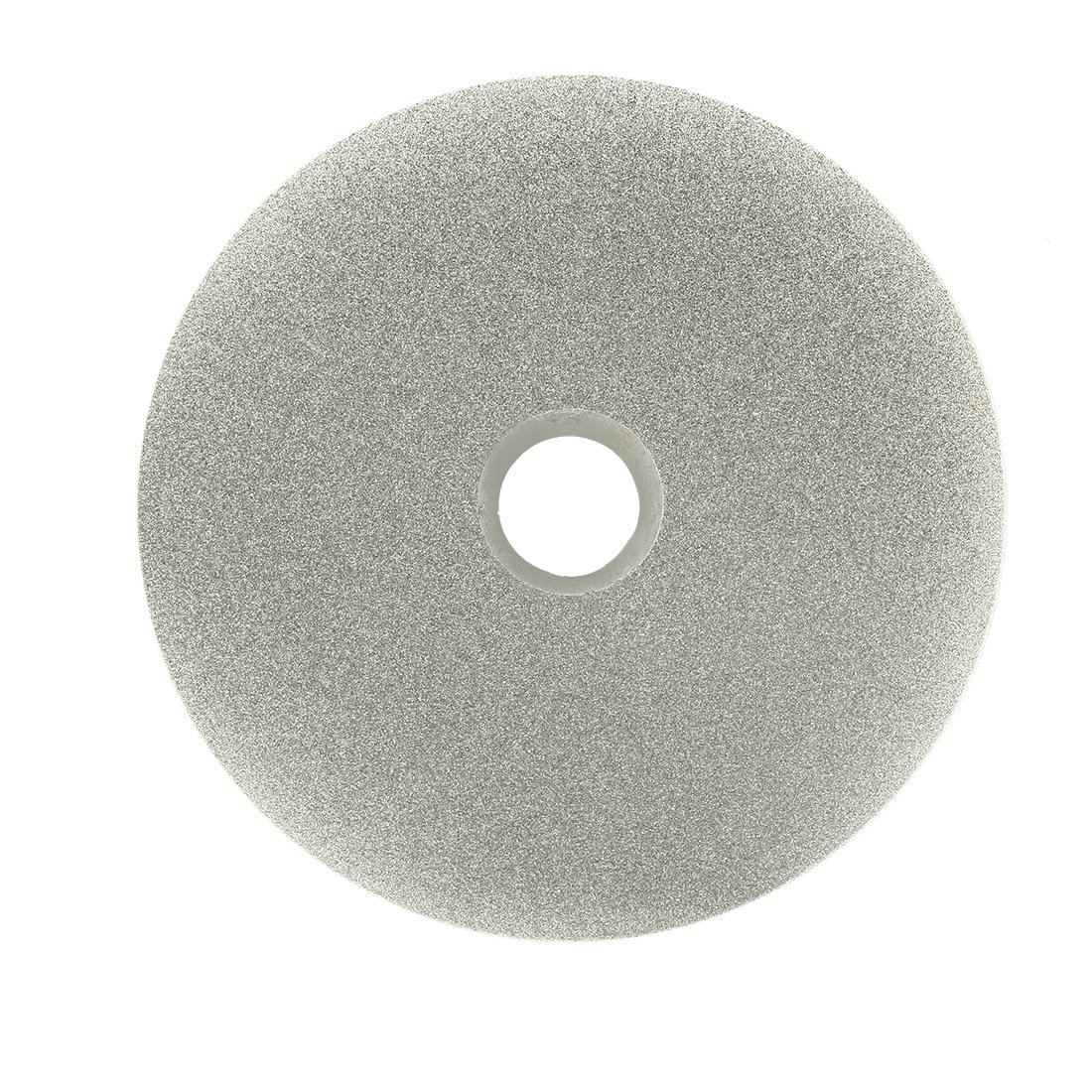 uxcell 100mm 4-inch Grit 240 Diamond Coated Flat Lap Disk Wheel Grinding Sanding Disc