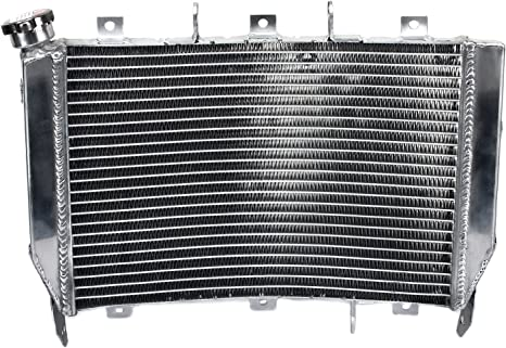 TARAZON Moto alluminio radiatori radiatore di raffreddamento motore per Yamaha YZF-R1 YZF R1 2007 2008 07 08