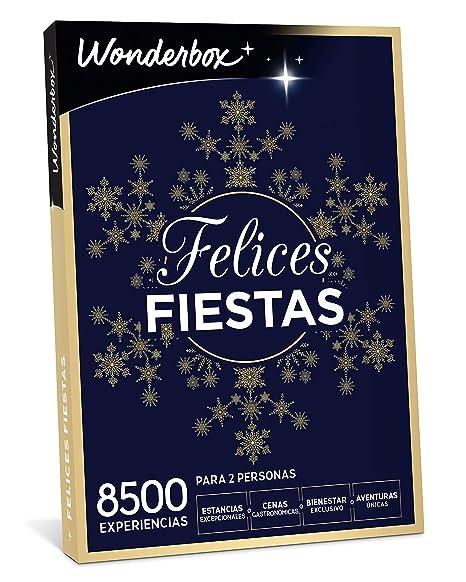 WONDERBOX Caja Regalo - Felices Fiestas - 8.500 experiencias en España y Europa