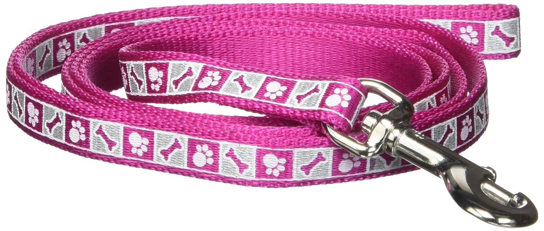 Coastal Pet 46385 B PKF04 Flamingo Leash, 3/8 by 4-Inch, Pink