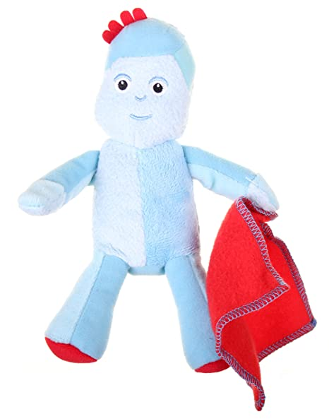 Amazon In The Night Garden Iggle Piggle Soft Toy 20cm Toys