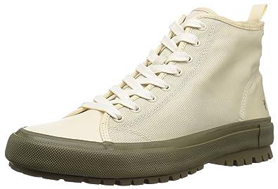 e82eea570 FRYE Men's Ryan Lug MIDLACE Rock Climbing Shoe, Off White, ...